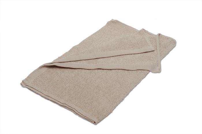 業務用タオル 200匁 薄い ベージュ