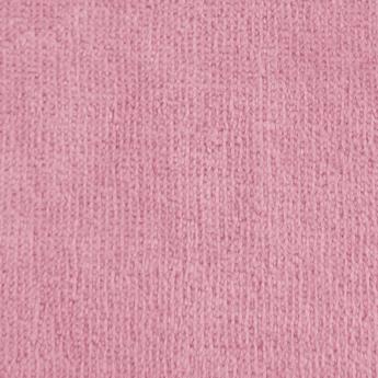 ハンドタオル ピンク色 シャーリング