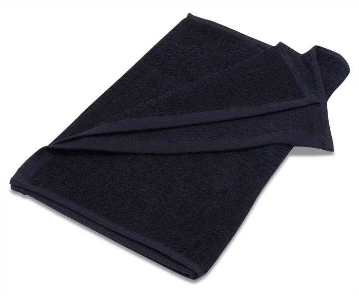 黒いフェイスタオル エステ用タオル サロンタオル