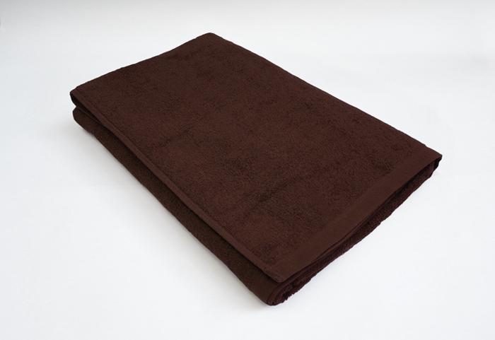 茶色のバスタオル 激安 ブラウン