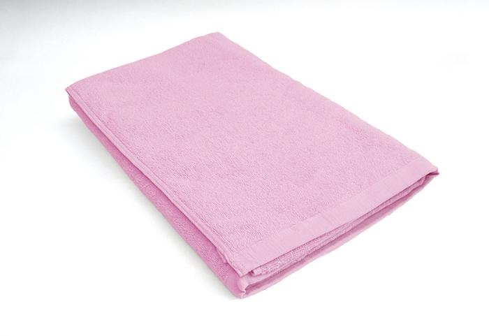 バスタオル エステサロン用のタオル ピンク
